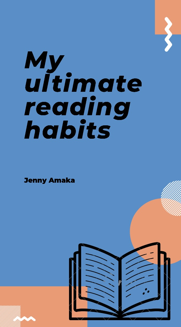 My ultimate readinghabits